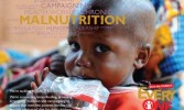My photo used for Save the Children hunger campaign posters