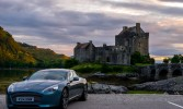 Touring the Scottish Highlands and Islands for Aston Martin